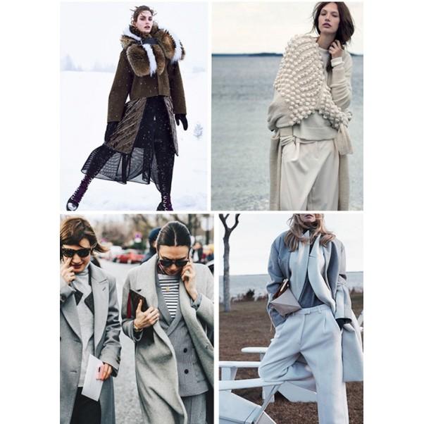 Зимна мода за жени