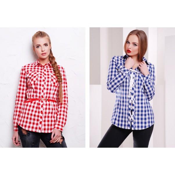 Ежедневни дамски ризи за есента, Какво е решението?