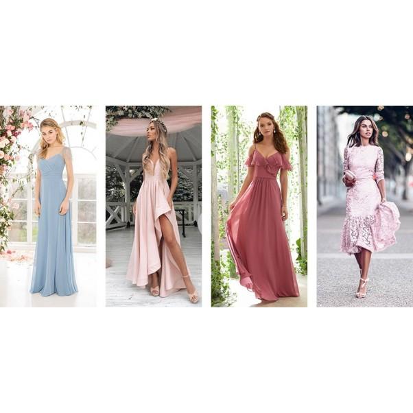 Как цветовете представят предефинирана женската красота?