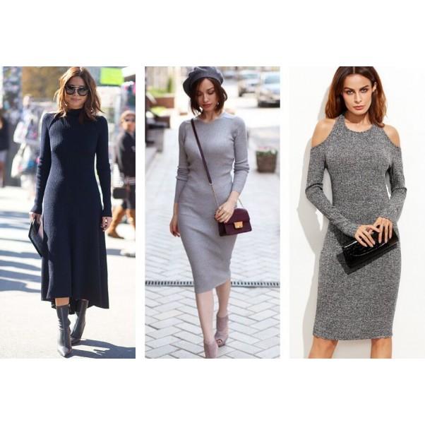 Офис рокли есен/зима 2019/2020