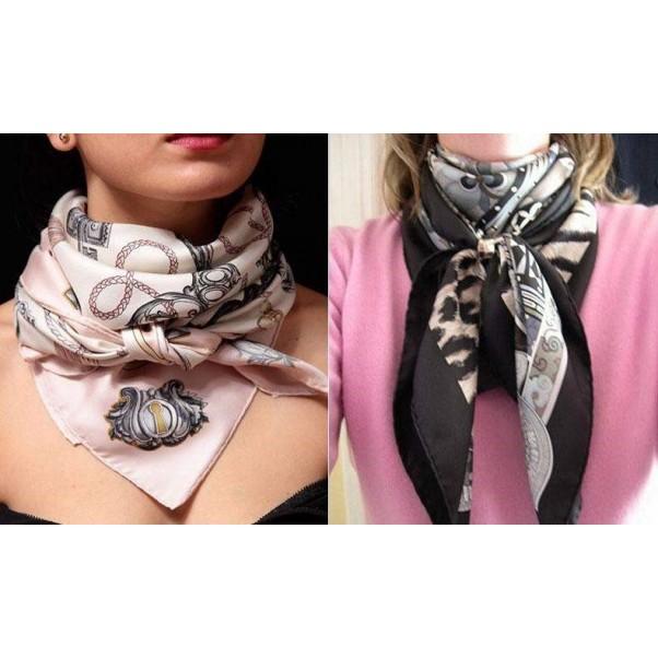 Модерните шалове: абсолютна необходимост за дамите!