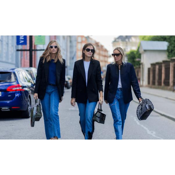Как и кога да носим дънки в офиса?