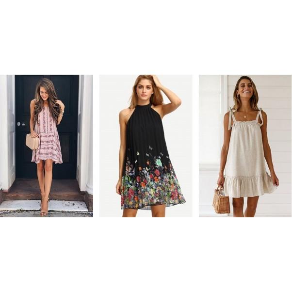 Модерните дамски рокли
