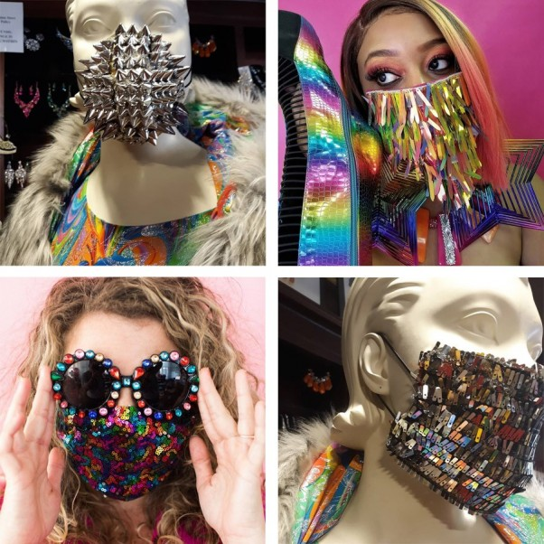 Най-модерните маски за лице