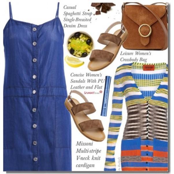 Дънкови Рокли: Най-Страхотното Облекло за Лятото