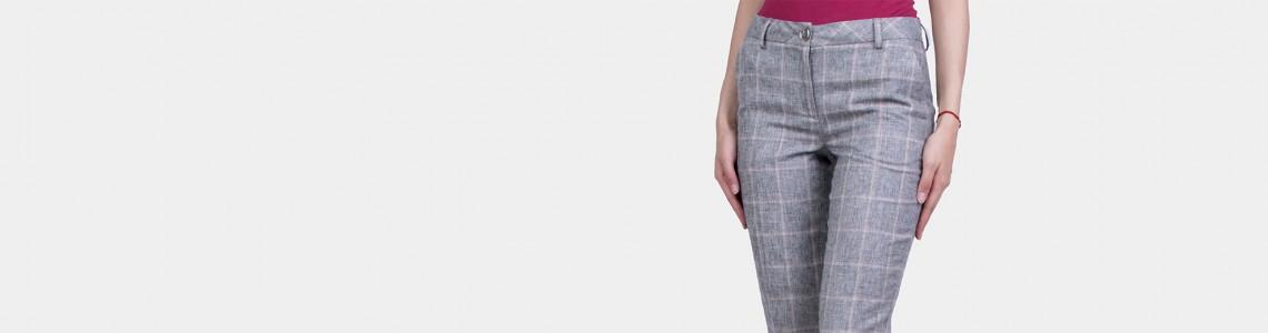 Модерни дамски панталони за всеки сезон от Inisess-shop