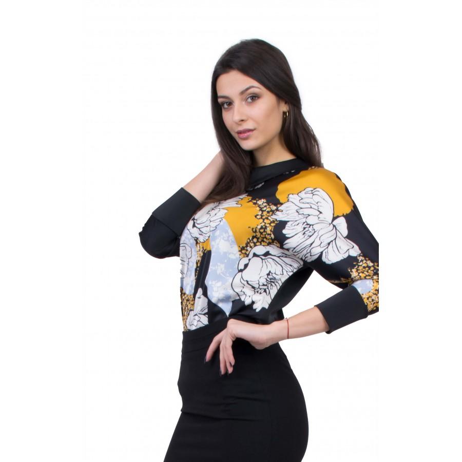 Стилна Дамска Блуза B 20126 / 2020