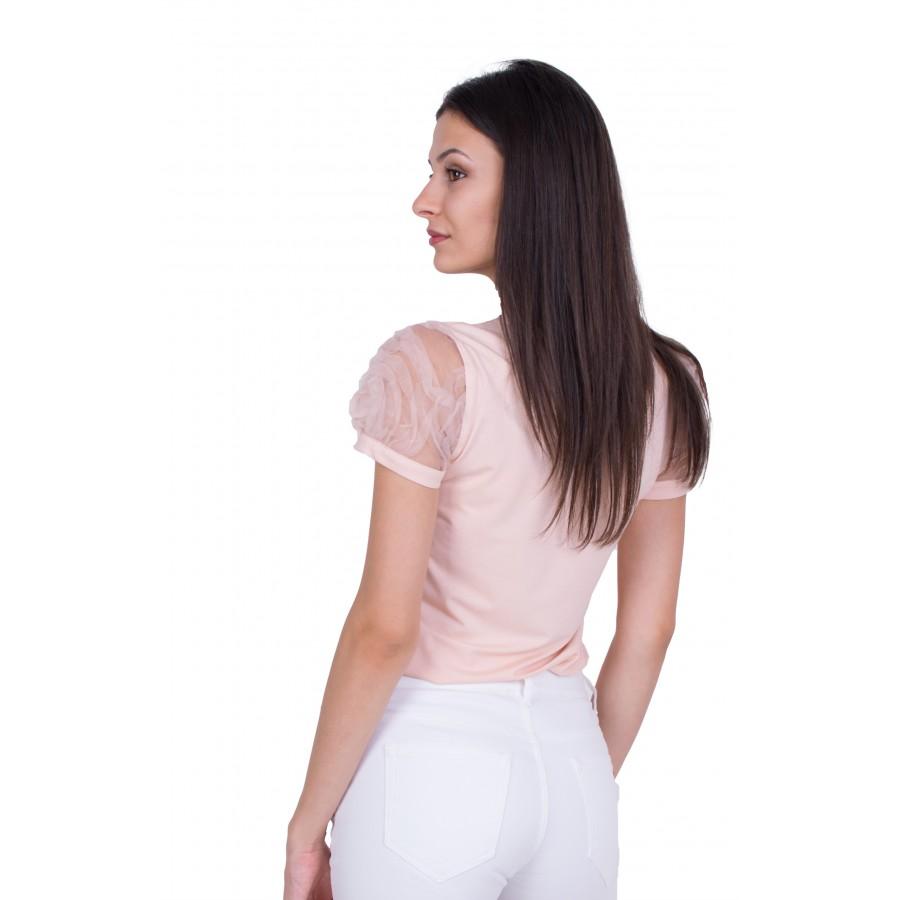 Дамска Тениска с Къс Ръкав B 20277 / 2020
