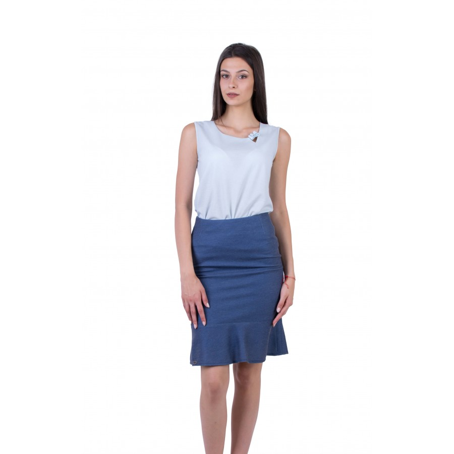 Women's Set from Vest with Skirt PKP 20165 - 110 / 2020