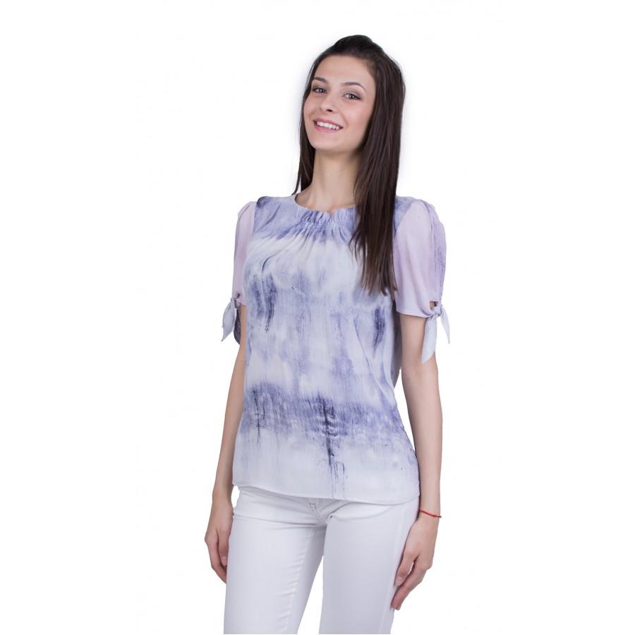 Ежедневна Дамска Блуза 21156 / 2021