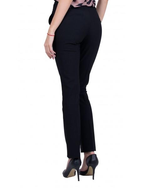 Дамски Черен Панталон 21106 / 2021