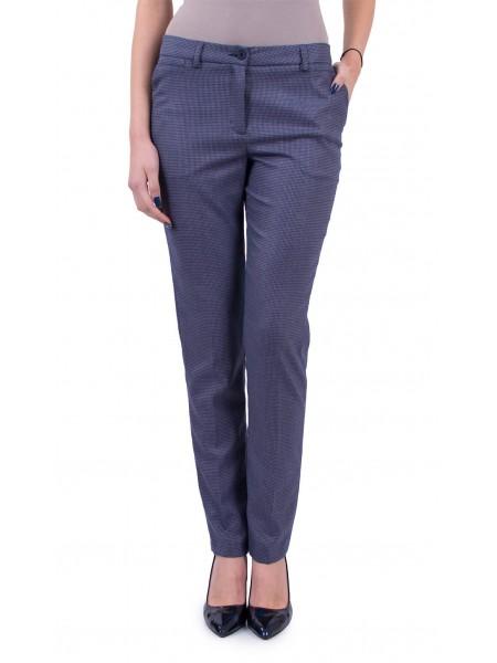 Дамски панталон за офис и костюми N 18120