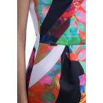 Ladies dress with modern design R 19237 / 2019