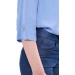 Светло Синя Дамска Блуза 18130 Blue