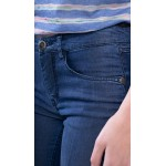Women's summer jeans with denim fabric N 18102 SVR