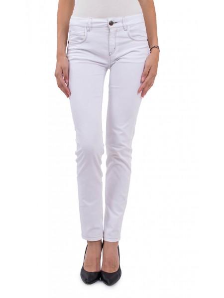 Дамски панталон от памучен плат N 18167 / 2019