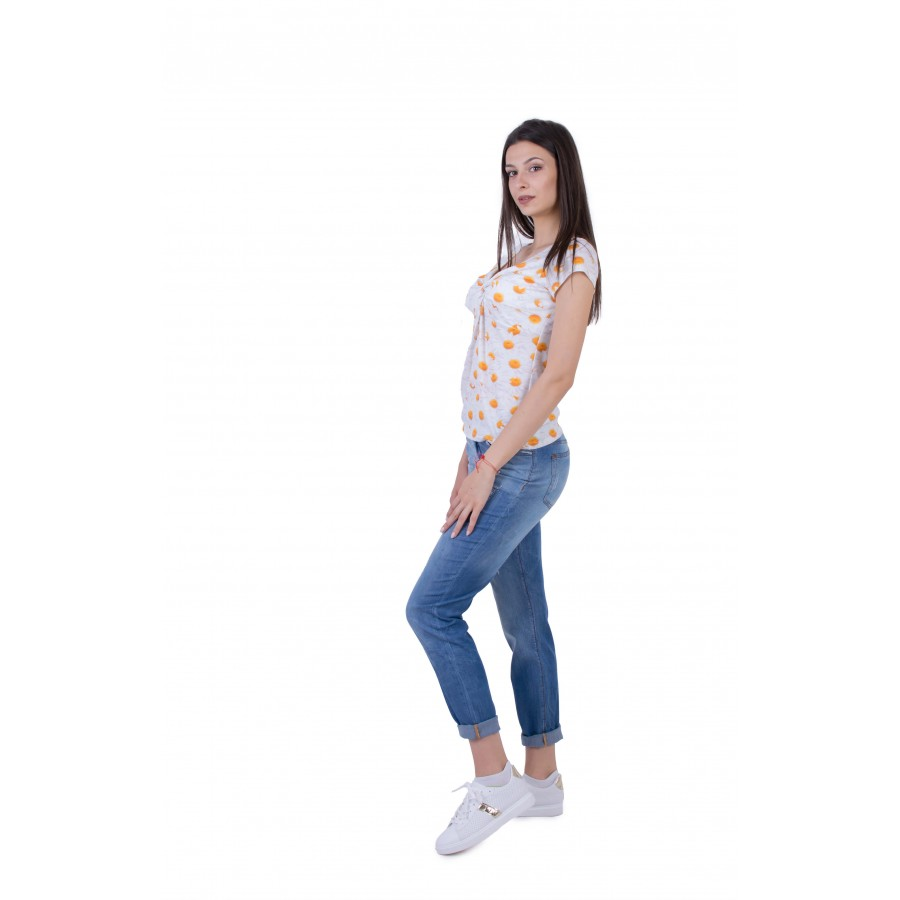 Women's Knitted Blouse Set with Jeans BN 20197 - 234 / 2020