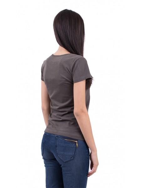 Памучна Дамска Тениска 18201
