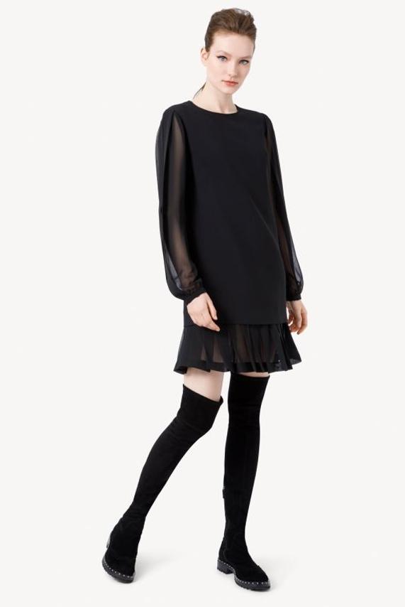 Модерните рокли и поли за есен-зима 2018-2019 година