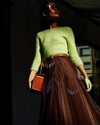 Модерни облекла за зимния сезон
