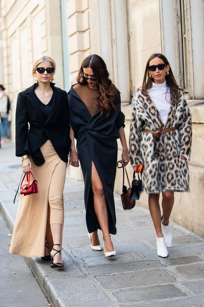 Тенденции в дамската мода