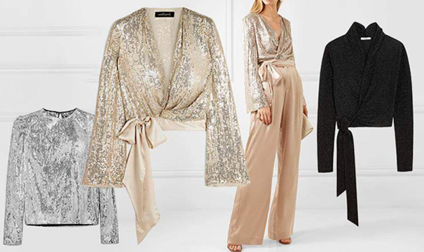 Тенденции при официалните блузи