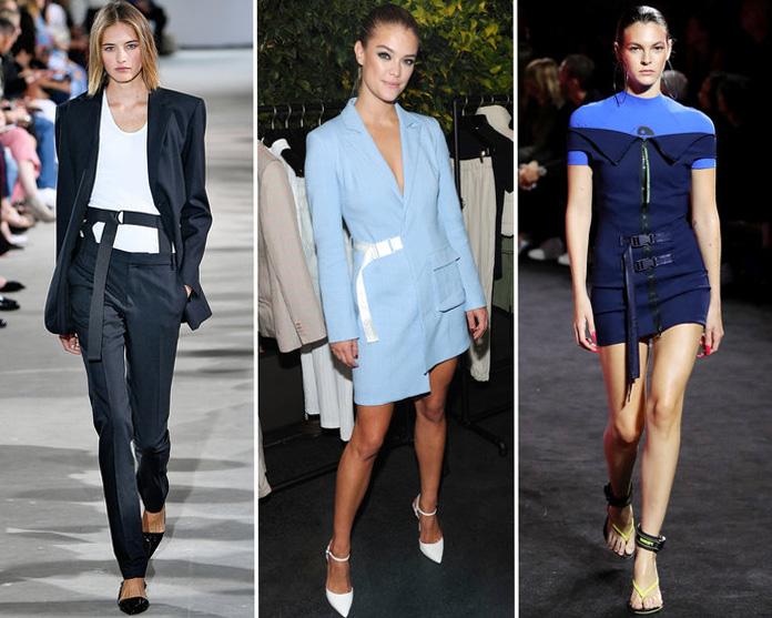 Тенденции в дамското облекло