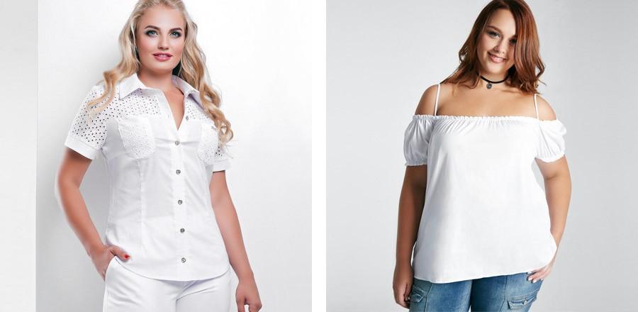"""Блузи за жени с фигура с форма на """"круша"""""""