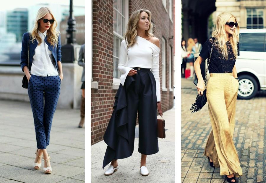 Дамски елегантни панталони - къде да ги открием?