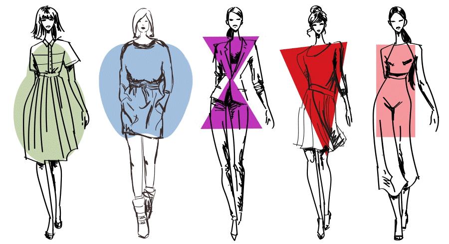Как да изберем панталон според типа фигура?