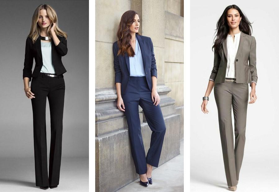 Как да изберете перфектния дамски костюм?