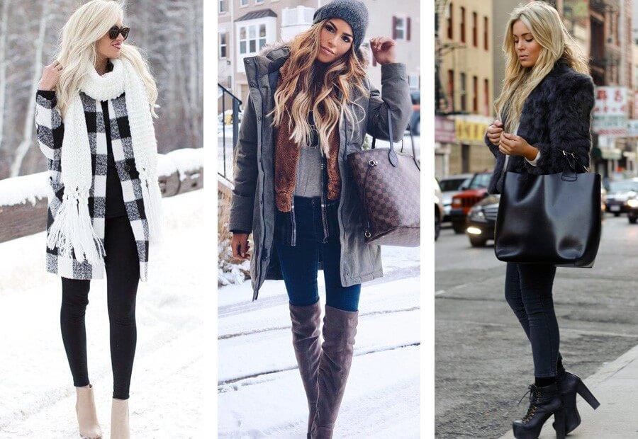 Как да изглеждате стилно през зимата?