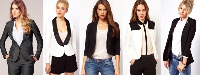 Как да комбинираме сако от костюм с дънки?