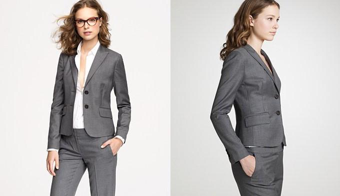 Какъв цвят трябва да бъде костюма на бизнес дамата?