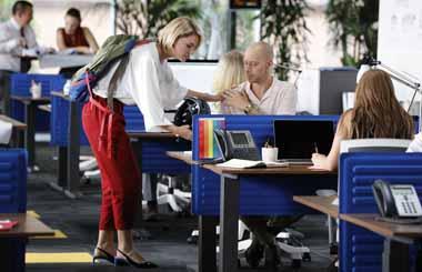 Какви са цветовите предпочитания в бизнеса?